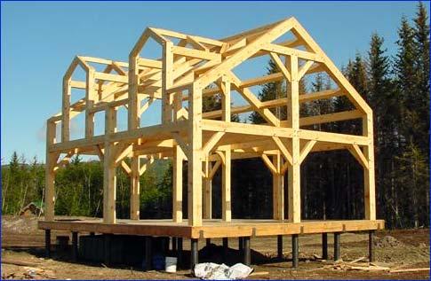 A frame cabin kits joy studio design gallery best design for Timber frame cabin plans